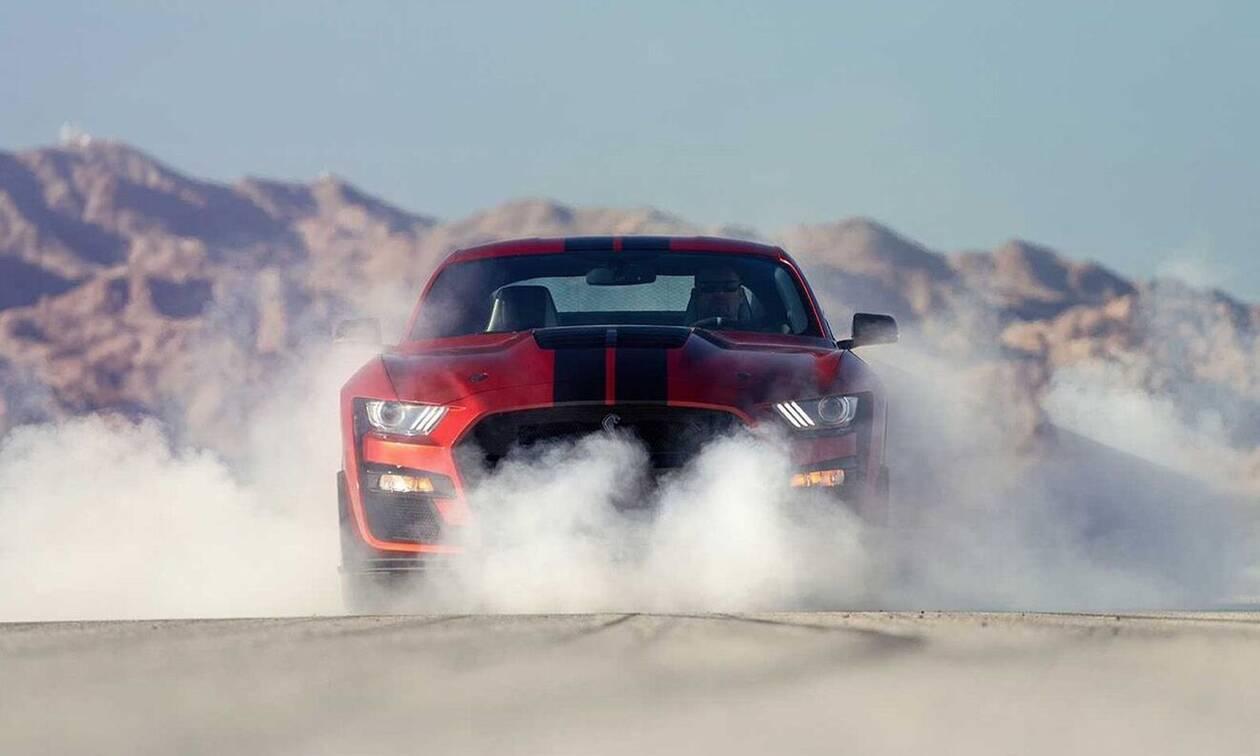 Μustang Shelby GT500: Mε 770 άλογα το ισχυρότερο Ford όλων των εποχών