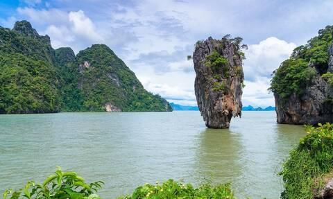 Η Ταϊλάνδη μέσα από τα μάτια των ντόπιων: Ψάρεμα κυδωνιών και λασπολουτρά
