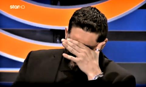 Απίστευτη γκάφα με τον Πάνο Ιωαννίδη: «Καταλαβαίνω ότι δε θες να με γ@@@εις» (video)