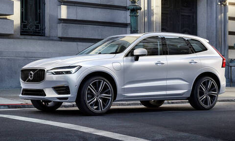 Το Volvo XC60 είναι στην πρωτοπορία των τεχνολογικών εξελίξεων