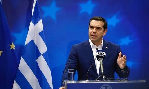 Τσίπρας: Η Τουρκία θα έχει συνέπειες εάν συνεχίσει τις παραβατικές ενέργειες