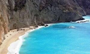 Η ελληνική παραλία που πολλοί πιστεύουν ότι είναι η ομορφότερη στον κόσμο!