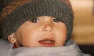 Αυτό το αξιολάτρευτο μωρό είναι μοντέλο και κόρη πασίγνωστου ηθοποιού του Hollywood