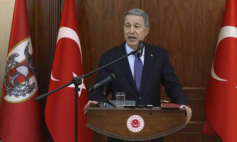 Νέα πρόκληση από Ακάρ: Θα διασφαλίσουμε τα δικαιώματά μας σε Αιγαίο και Ανατολική Μεσόγειο