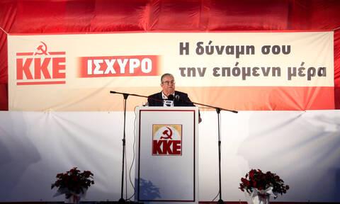 Εκλογές 2019: Δεν αλλάζει το πρόγραμμά του το ΚΚΕ για το debate - «Το ανατρέψαμε ήδη δυο φορές»