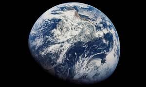 «Πάγωσε» όλος ο πλανήτης! H εικόνα της NASA που προκαλεί ανατριχίλα