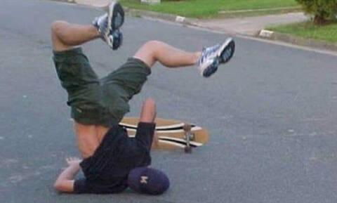 Ξεκαρδιστικό βίντεο: Όταν οι ερασιτέχνες μιμούνται τους επαγγελματίες γίνονται ατυχήματα! (pics+vid)