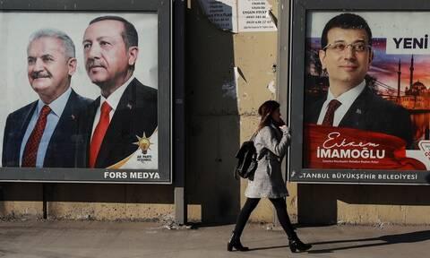 Τουρκία: Ιμάμογλου και Γιλντιρίμ μονομαχούν για την δημαρχία της Κωνσταντινούπολης