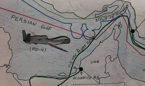 Ιράν σε ΗΠΑ: Ρίξαμε το drone γιατί ήταν εντός της περιοχής ευθύνης μας