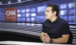Αλ. Τσίπρας στο CNN Greece: Στις εκλογές διακυβεύεται η ζωή μας
