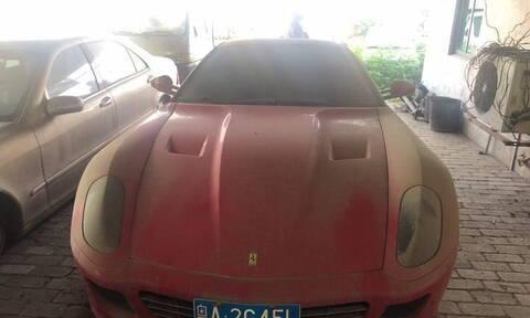 Αυτή η Ferrari 599 GTB πωλείται μόνο 250 δολάρια!