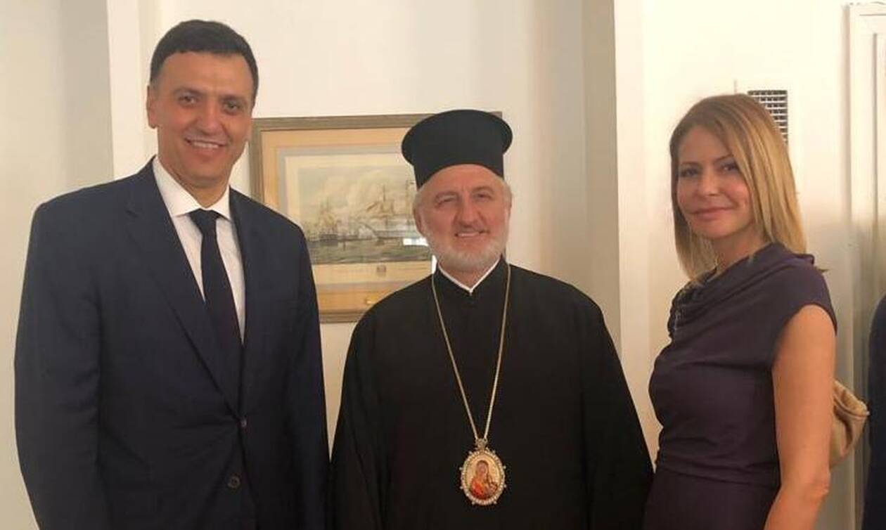 Βασίλης Κικίλιας: Αρχιεπίσκοπος Αμερικής Ελπιδοφόρος, ΑΞΙΟΣ!