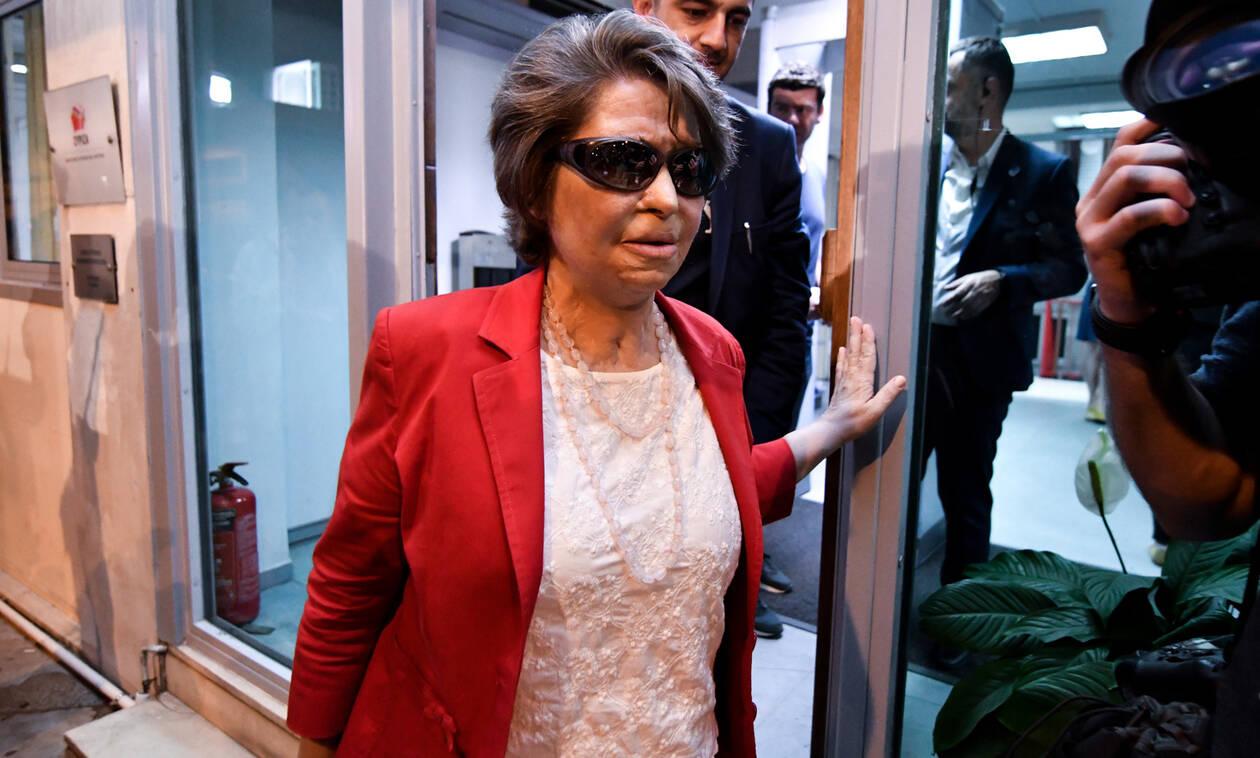 ΣΥΡΙΖΑ: Εκτός ψηφοδελτίου η Κούνεβα - Το κώλυμα που προέκυψε