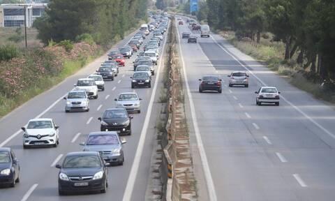 Ταλαιπωρία από Δευτέρα για τους οδηγούς στην Αθηνών - Θεσσαλονίκης