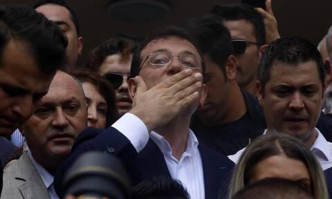Αποτελέσματα εκλογών Κωνσταντινούπολη: Ηττήθηκε και πάλι ο Ερντογάν - Νέος δήμαρχος ο Ιμάμογλου