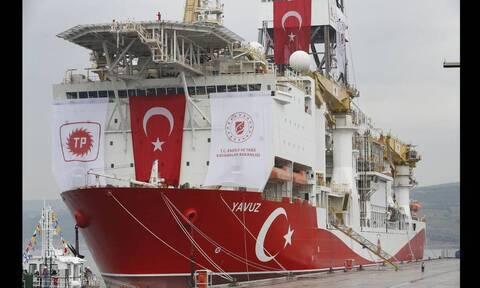 Κυπριακή ΑΟΖ: Δείτε LIVE που είναι τώρα τα τουρκικά πλοία