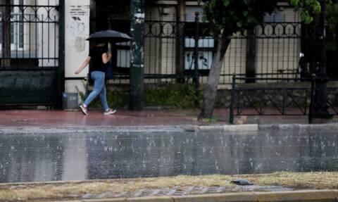 Καιρός - Έκτακτο Δελτίο EMY:Έρχονται ισχυρές βροχές και χαλάζι – Δείτε σε ποιες περιοχές