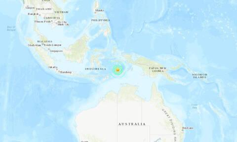 Μεγάλος σεισμός 7,3 Ρίχτερ στην Ινδονησία