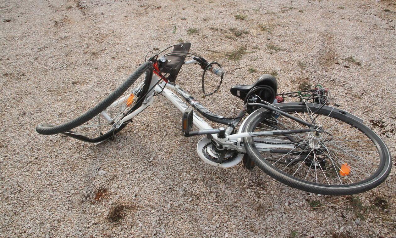 Ερέτρια: Χτύπησε με το αυτοκίνητό του 14χρονο ποδηλάτη και τον εγκατέλειψε