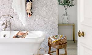 15 tips για αξιοζήλευτα μικρά μπάνια