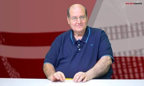 Εκλογές 2019 - Νίκος Φίλης στο Newsbomb.gr: Η αριστερά έκανε λάθη, αλλά δεν κρύβεται