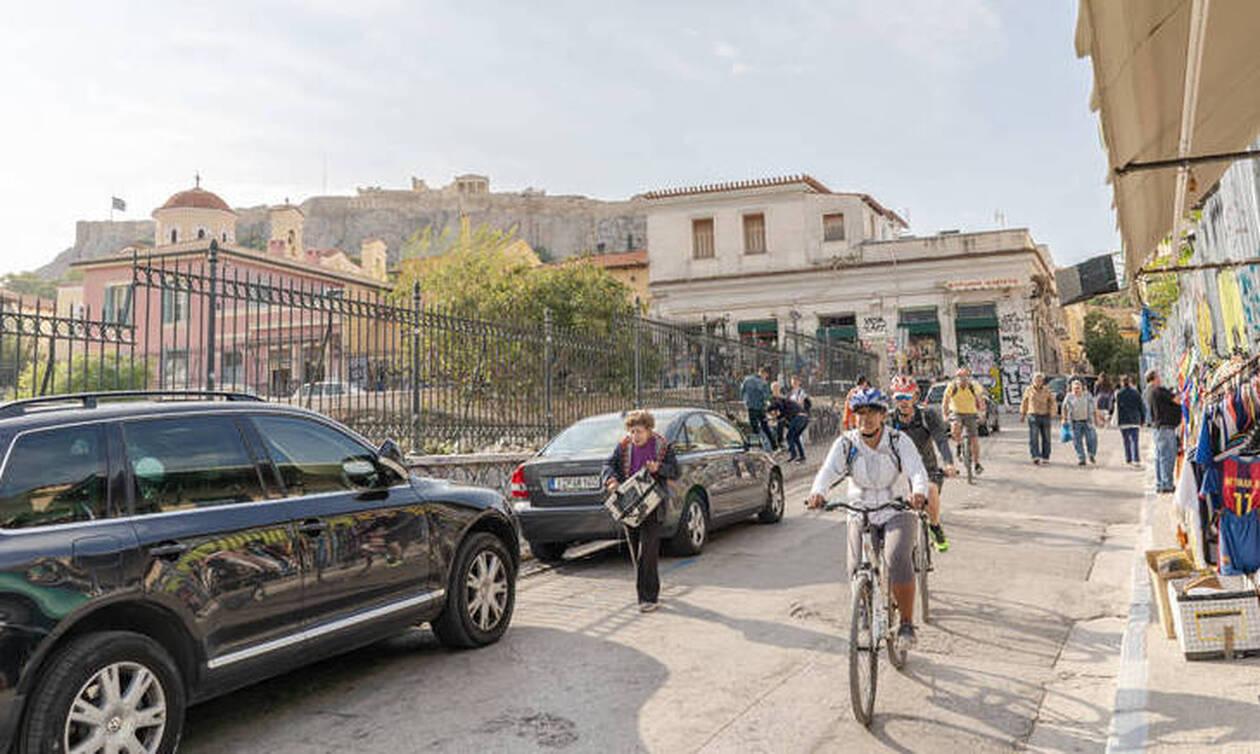 Велосипедная прогулка по Афинам вошла в ТОП популярных маршрутов по версии TripAdvisor