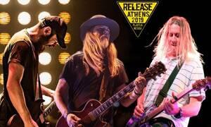 Alice in Chains & more: Οι ώρες εμφάνισης