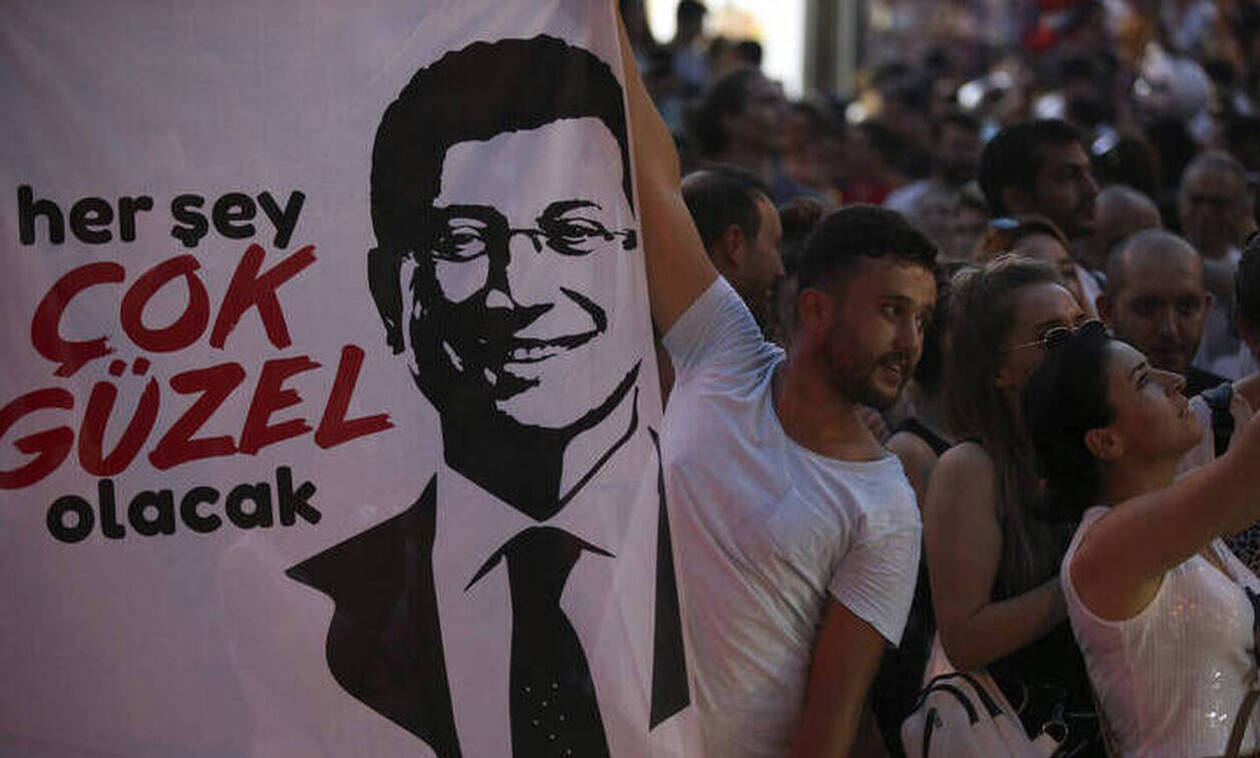 Erdogan's party suffers blow after Istanbul re-run poll defeat