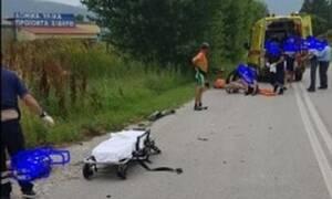 В Греции в результате ДТП погибли двое велосипедистов