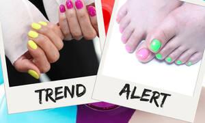 Ιδέες για μανικιούρ: Έτσι θα βάφεις τα νύχια σου όλο το καλοκαίρι