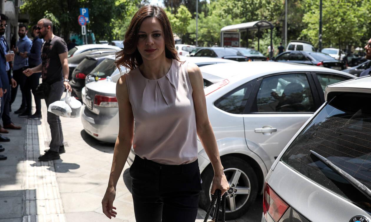 Αχτσιόγλου για Μοροπούλου: Ο Μητσοτάκης γνώριζε, τα δελτία θα αφιερώσουν χρόνο;