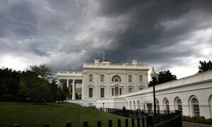 Συναγερμός στον Λευκό Οίκο