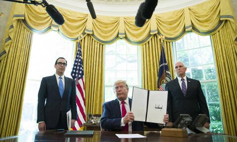 ΗΠΑ: Νέα σκληρότερα μέτρα κατά του Ιράν - Ποιους στοχοποιεί η Ουάσινγκτον