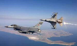 Νέες τουρκικές παραβιάσεις στο Αιγαίο
