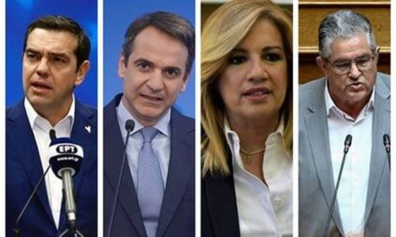 Εκλογές 2019: Ποιος φταίει για το debate που δεν θα γίνει – Συνεχίζεται η πολιτική αντιπαράθεση