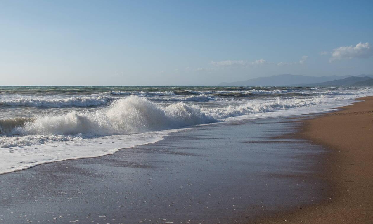 Χανιά: Πνιγμός 68χρονης στην παραλία του Καλαθά