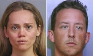Αμερικανίδα συνελήφθη για κλοπή όταν πήγε στην αστυνομία για να παραδώσει τα όπλα του συζύγου της