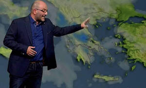 Καιρός: Παρασκευή η πιο ζεστή μέρα του ερχόμενου δεκαημέρου. Η ανάλυση του Σάκη Αρναούτογλου (video)