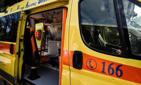 Κρητη: Τέσσερα άτομα απεγκλώβισε η Πυροσβεστική μετά από σοβαρό τροχαίο