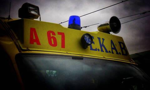 Φρικτό ατύχημα στη Θήβα: Τρένο ακρωτηρίασε 34χρονο