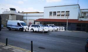 Άγριες συμπλοκές στις φυλακές Κορυδαλλού (pics)