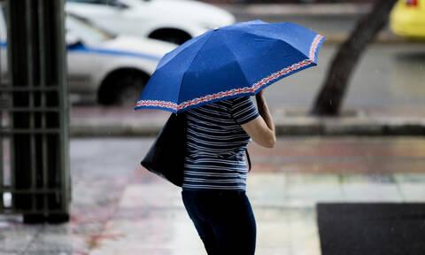 Καιρός: Προσοχή! Πού θα σημειωθούν καταιγίδες σήμερα (pics+vids)