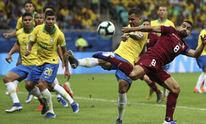 Στα ύψη η αδρεναλίνη με τα νοκ άουτ παιχνίδια στο Copa America