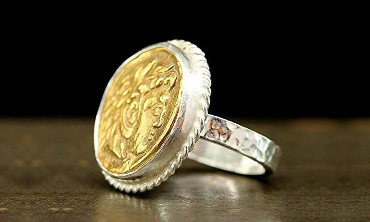 Το Δαχτυλίδι του Γύγη