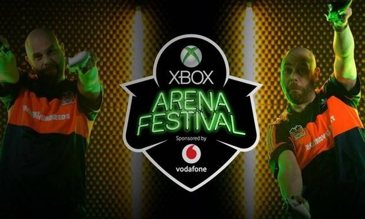 Ο Μιχάλης Stavento Live στο Xbox Arena Festival Sponsored by Vodafone
