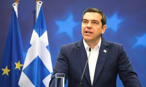 Τσίπρας σε Ερντογάν: Ο Έλληνας πρωθυπουργός μιλά τη γλώσσα της λογικής και της αποφασιστικότητας