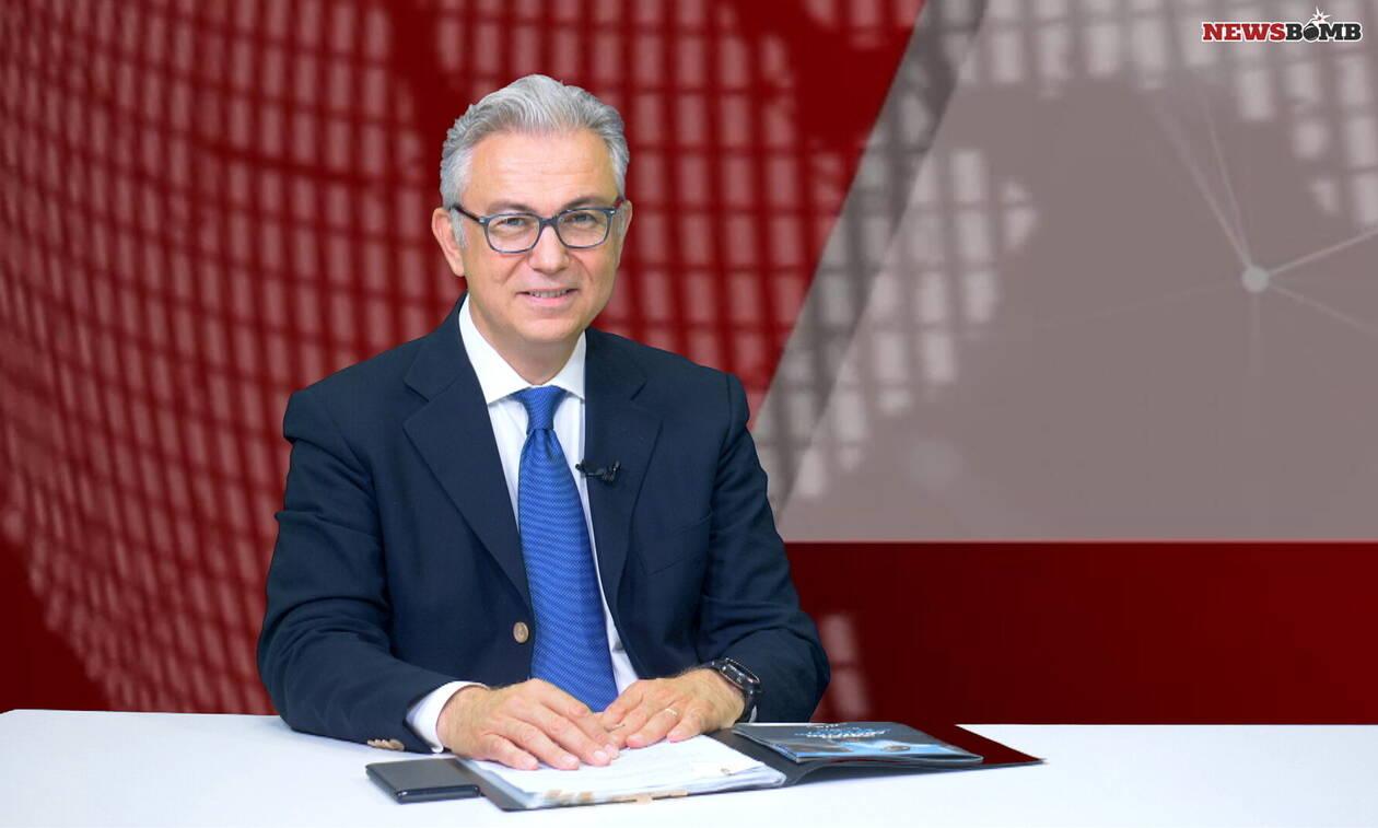 Εκλογές 2019 - Θεόδωρος Ρουσόπουλος στο Newsbomb.gr: Δυστυχώς, ο Τσίπρας αφήνει πίσω του αίμα