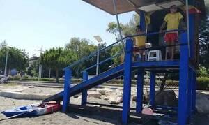 Κύπρος: 4χρονος κινδύνεψε σε παραλία της Λεμεσού