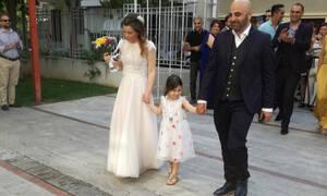 Σελίμ Σελτζούκ: Το φωτογραφικό άλμπουμ του γάμου του πρώην παίκτη του MasterChef (photos+video)
