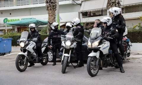 Νέες μοτοσικλέτες και αυτοκίνητα παραλαμβάνει η ΕΛ.ΑΣ.